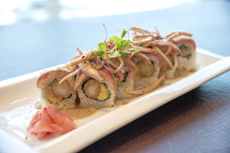 Ceviche Nikkey Maki